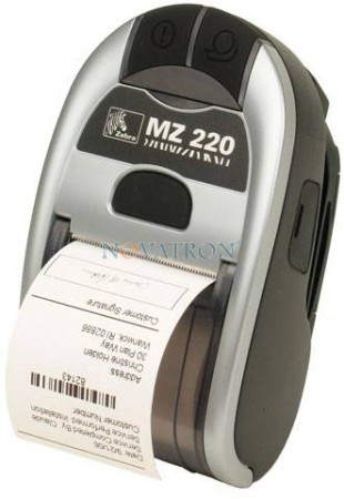 Zebra MZ220 Φορητός Θερμικός Εκτυπωτής