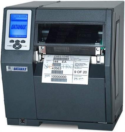 Datamax H6308: Βιομηχανικός Εκτυπωτής Ετικετών-Barcode (300DPI, Πλάτος εκτύπωσης έως 162.6mm)
