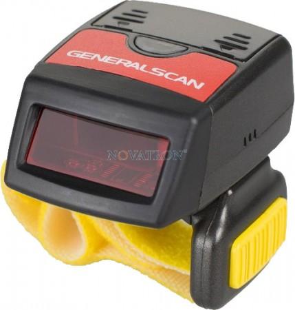 Generalscan R1000BT: Bluetooth 1D Laser Ring barcode scanner για τοποθέτηση στο δάχτυλο