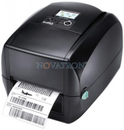 Godex RT700i: Ισχυρός Δικτυακός Εκτυπωτής Ετικετών-Barcode USB, RS232 και Ethernet