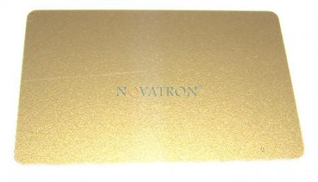 CR80-G Πλαστικές Κάρτες σε Χρυσό Χρώμα