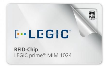 LEGIC - Επαγωγική Κάρτα 13,56 MHz