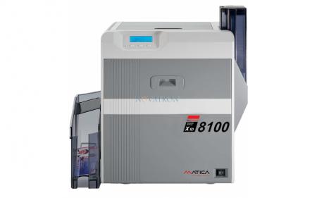 MATICA XID8100: Η οικονομικότερη λύση για την εκτύπωση πλαστικών καρτών σε ποιότητα High Definition