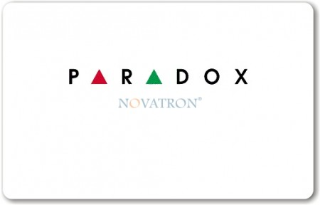 Paradox C706: Επαγωγική Κάρτα 125 KHz σε διαστάσεις πιστωτικής
