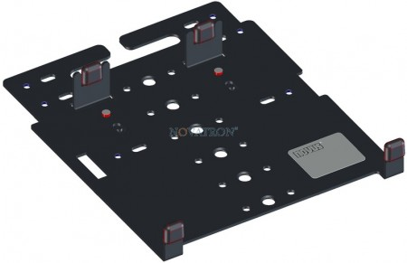 Novus Retail System Connect Plate Printer 1: Βάση στήριξης για εκτυπωτές PartnerTECH RP 100/RP 600/TM-T20II/LK-TE322