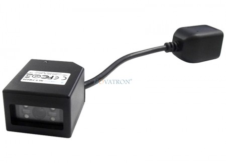 Newland FM420-RC: Fixed Mounted 2D Barcode Scanner (RS-232)