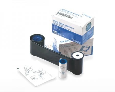 Datacard 532000-052: Μαύρη μελανοταινία 500 όψεων για εκτυπωτή SP25 - SD460 - SD160