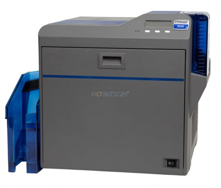 Datacard SR300: Επαγγελματικός εκτυπωτής έγχρωμων πλαστικών καρτών διπλής όψης