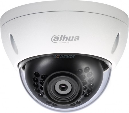 Dahua IPC-HDBW4100E: Mini Dome IP Κάμερα, HD (1.3MP) – Outdoor Color IP Camera