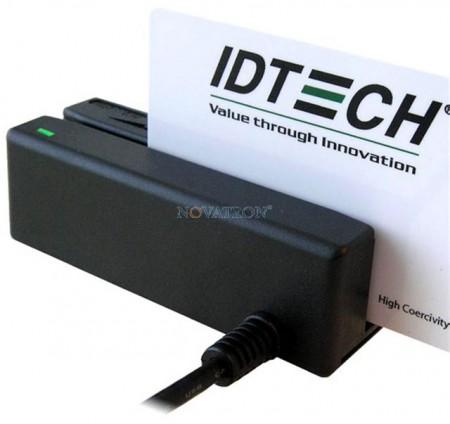 IDTech MiniMag II: Προγραμματιζόμενος καρταναγνώστης μαγνητικών καρτών για 3 tracks