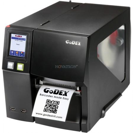 Godex ZX 1200i: Βιομηχανικός Εκτυπωτής Ετικετών-Barcode