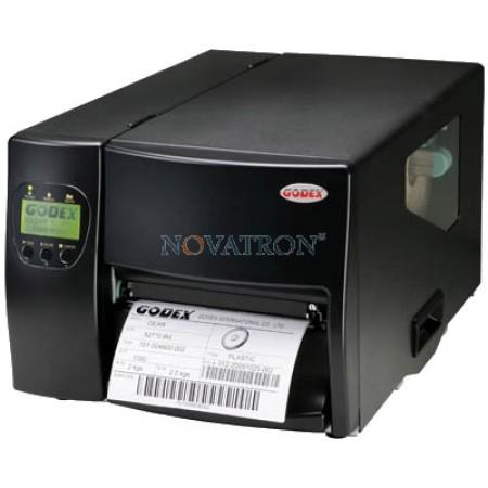 Godex EZ-6200 PLUS: Βιομηχανικός Εκτυπωτής Ετικετών-Barcode (Πλάτος εκτύπωσης έως 168mm)