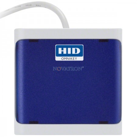 HID OmniKey 5022-CL: Καρταναγνώστης Επαγωγικών Καρτών