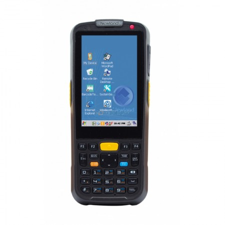 """PT60 Narvalo: Mobile data terminal 3.7"""" Touchscreen with 1D Laser engine"""