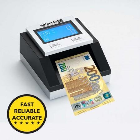 Safenote S2 (new 100€ & 200€  upgraded): Πιστοποιημένος Ανιχνευτής Πλαστών Χαρτονομισμάτων