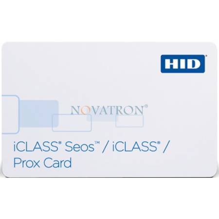 HID iCLASS Seos® / iCLASS® 522X - Επαγωγική κάρτα