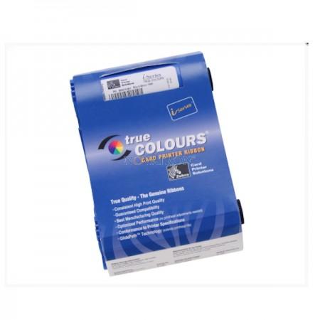 Zebra 800033-802 Red Κόκκινη Μελανοταινία (Card-Printer-Ribbons)