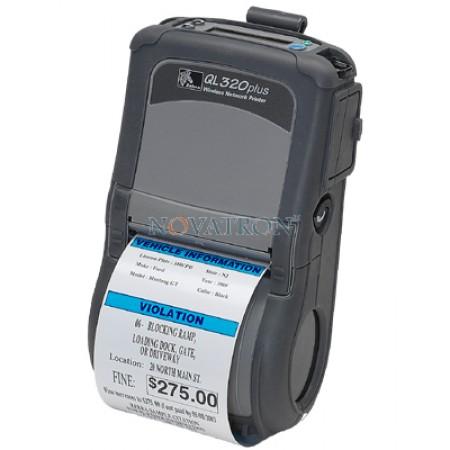 Zebra QL320: Ασύρματος Φορητός Θερμικός  Εκτυπωτής Ετικετών-Barcode
