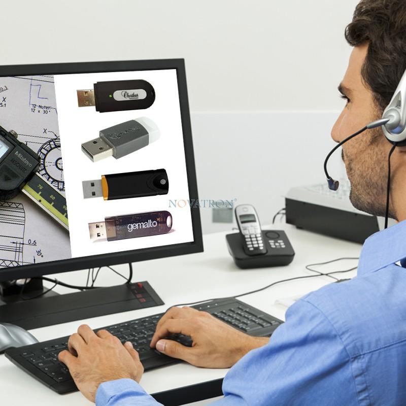 Υπηρεσία απομακρυσμένης εγκατάστασης USB Token για Μηχανικούς (έκπτωση 30%)