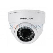 Foscam FI9851P: Έγχρωμη IP WIFI κάμερα Dome, HD (720p), Ethernet, H.264, Νυχτερινή Λήψη (έως 10 μ.),  IP Camera (Λευκή)