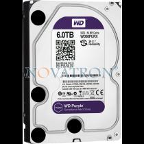 Western Digital 6TB Purple (WD60PURX) Εσωτερικός Σκληρός Δίσκος