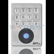 ZK ACC-SKW-H2 : Αυτόνομο σύστημα πρόσβασης με πληκτρολόγιο για επαγωγικές κάρτες 125KHz