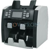 Cash Concepts CCE 5000 - katametritis anixneutis plaston - 1 - novatron.gr