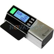 CCE 110 ΝΕΟ: Φορητός Ανιχνευτής Πλαστότητας Χαρτονομισμάτων με μπαταρία