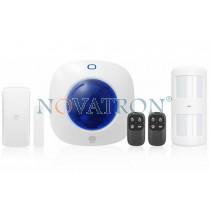 Chuango-105S On-Site Alarm System - novatron.gr