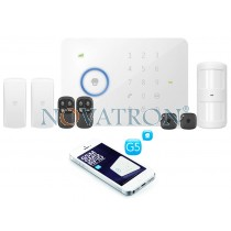 Chuango G5 SafeHome: Ο πιο έξυπνος και εξελιγμένος ασύρματος συναγερμός σπιτιού GSM, με κάρτα SIM