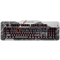 Das Keyboard X40 Pro (Tactile): Gaming μηχανικό πληκτρολόγιο με Alpha-Zulu Tactile διακόπτες