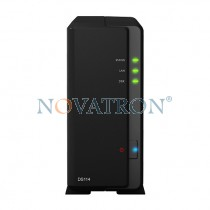 Synology DS114 front