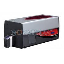Evolis Securion: Έγχρωμος εκτυπωτής πλαστικών καρτών διπλής όψης με laminator.
