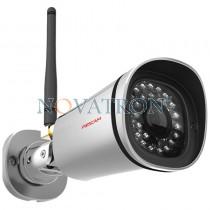 Foscam FI9800P: Αδιάβροχη Bullet IP Κάμερα, 720P HD 1.0MP, Νυχτερινή Λήψη (20 μ.), PnP και σύνδεση Ethernet/WiFi – Outdoor IP Camera PnP