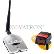 Generalscan RD1001BT: Bluetooth 1D CCD Ring barcode scanner για τοποθέτηση στο δάχτυλο με πομποδέκτη (USB)