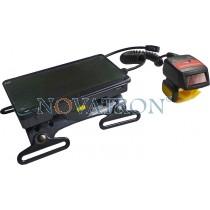 Generalscan WT1000:1D Laser Ring barcode scanner με περιβραχιόνιο για smartphone / tablet και power bank
