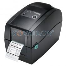 "Godex RT200 μικρός θερμικός εκτυπωτής ετικετών & εισιτηρίων 2"" - 127mm/s"