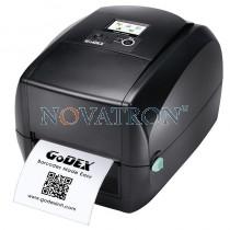 "Godex RT700iW θερμικός εκτυπωτής ετικετών & εισιτηρίων 4"" - 177mm/s - LCD οθόνη - WiFi"