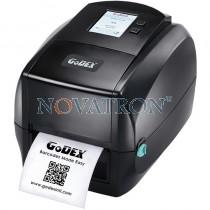 """Godex RT860i Θερμικός εκτυπωτής ετικετών - εισητηρίων 4"""", 600 dpi, USB-host, Ethernet"""