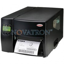 Godex EZ-6200 PLUS Βιομηχανικός Εκτυπωτής Ετικετών/Barcode