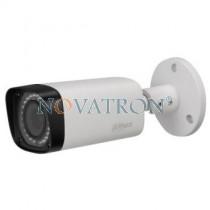 Dahua HAC-HFW2120RP-Z-S2:  NEW!Αδιάβροχη Έγχρωμη Bullet  Vari-Focal ZOOM HD-CVI Κάμερα, Υψηλής Ανάλυσης (HD 1.3MP), 2.7~12mm Vari-focal, Νυχτερινή Λήψη (έως 30 μ.) – Outdoor Bullet HDCVI Camera