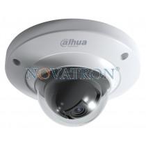Dahua IPC-HD1100-0280: Έγχρωμη IP Κάμερα, Υψηλής Ανάλυσης (HD 1.0MP)– Dome IP Camera PoE