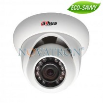 Dahua IPC-HDW4300S:  Dome IP Κάμερα, Υψηλής Ανάλυσης (Full HD 3.0MP), Νυχτερινή Λήψη (έως 20 μ.), Ethernet – HD Outdoor Color IP Camera PoE