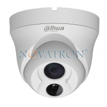 Dahua IPC-HDW4300C: Αδιάβροχη Έγχρωμη Dome IP Κάμερα, Υψηλής Ανάλυσης (Full HD 3.0MP), Νυχτερινή Λήψη (έως 30 μ.), Μικρόφωνο, Ethernet – HD Outdoor Color IP Camera PoE
