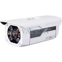 Dahua IPC-HFW5100P: Αδιάβροχη Έγχρωμη Bullet IP Κάμερα, Υψηλής Ανάλυσης (HD 1.3MP), Ισχυρή Νυχτερινή Λήψη (έως 100 μ.) – Outdoor Bullet IP Camera PoE
