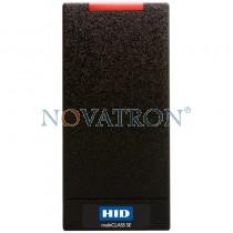 HID MultiClass RP10: Επίτοιχος επαγωγικός αναγνώστης πολλαπλών συχνοτήτων και τύπων καρτών. Κατάλληλος γα επαγωγικές κάρτες τύπου HID (Proxcard II, IsoProx II, DuoProx, iClass), EM4100, EM4200, Mifare (1K, 4K, DESFire).