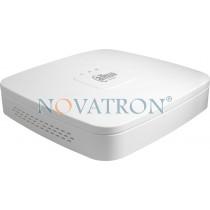 Dahua NVR4104-P: Δικτυακό Καταγραφικό (NVR) για 4 IP κάμερες, εγγραφή έως 5Mp, με PoE για 4 κάμερες
