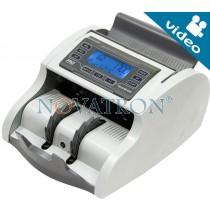 PRO 40MIX EURO: Καταμετρητής και Ανιχνευτής Πλαστότητας Χαρτονομισμάτων
