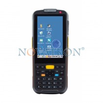 "PT60 Narvalo: Mobile data terminal 3.7"" Touchscreen with 1D Laser engine"