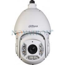 Dahua SD6C220I-HC CVI PTZ: Αδιάβροχη Ρομποτική Έγχρωμη PTZ Dome HD-CVI Κάμερα, Υψηλής Ανάλυσης (HD 2 MP), με Οπτικό Zoom 20x και Νυχτερινή Λήψη (έως 100 μ.) – Outdoor Dome HDCVI Camera